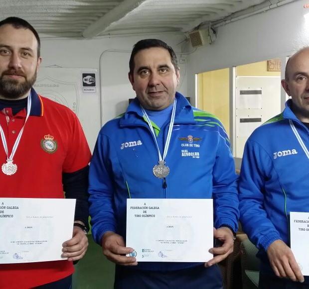 Gervasio Murado y Miguel Colmenares Campeones Gallegos
