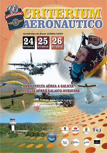 X Criterium Aeronáutico Galicia