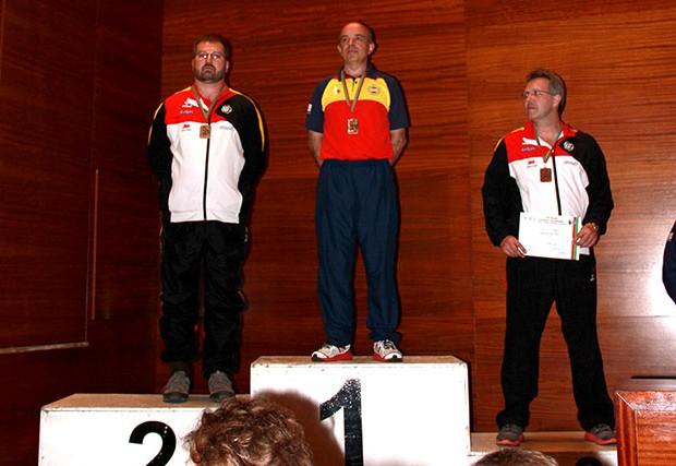 Miguel Colmenares, Campeón de Europa