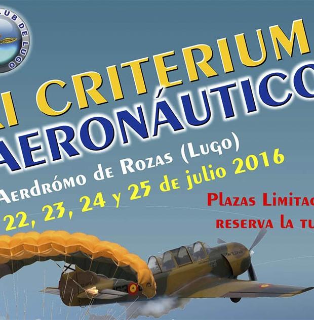 XI Criterium Aeronáutico Galicia – Rozas