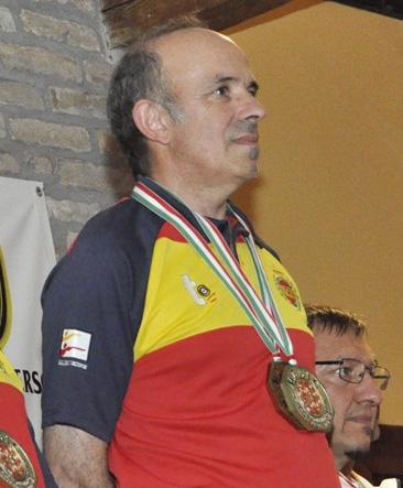 Miguel Colmenares de nuevo campeón del mundo