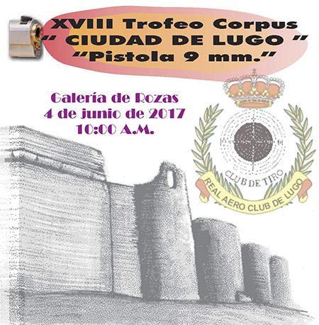 XVIII Trofeo Corpus 9 mm.