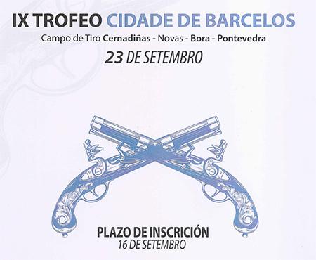"""IX TROFEO CIDADE DE """"BARCELOS"""" A. HISTÓRICAS"""