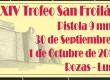 "XXIV Trofeo San Froilán ""Tandas"""
