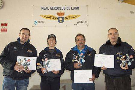 Pleno del Aeroclub en el Clasificatorio de Fuego Central