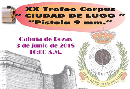 XX Trofeo Corpus 9 mm.