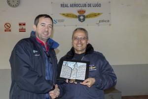 Juan Doval Vencedor del Trofeo San Froilán